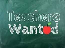 2021-2022 Teaching Positions Available