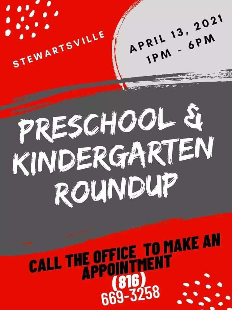 PreSchool & Kindergarten Roundup