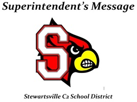 Superintendent's Message - January 2020