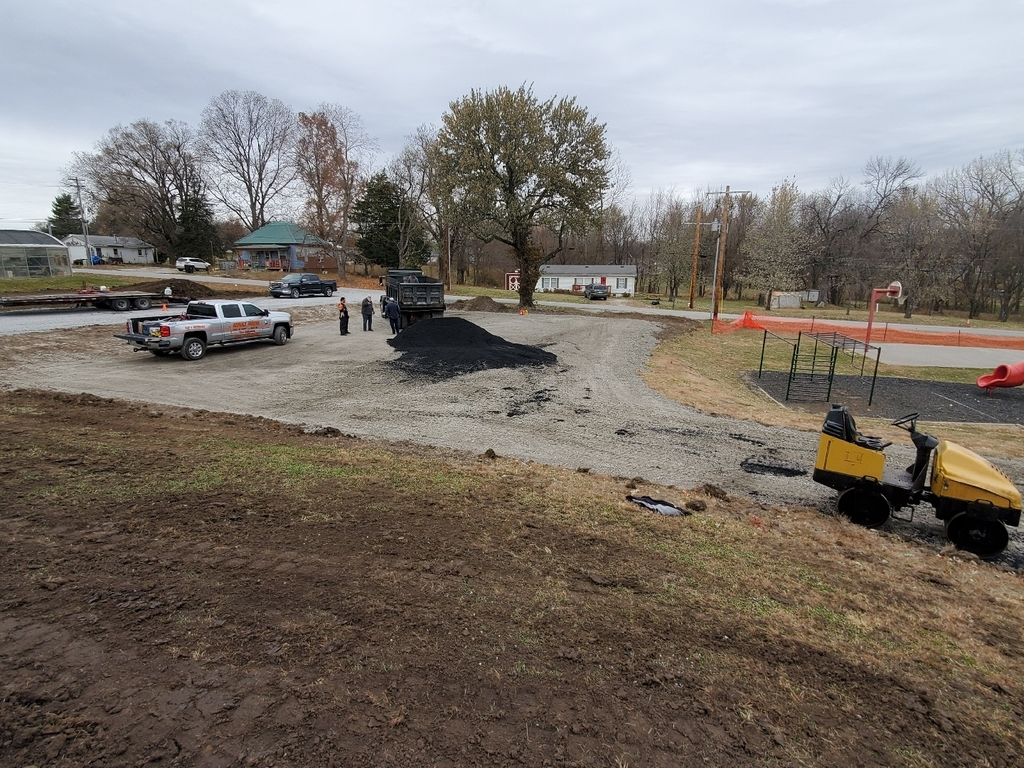 New playground expansion