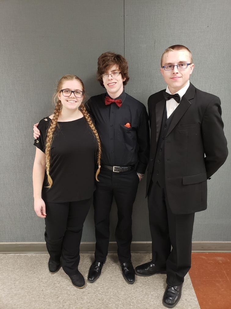 All-District Band Members